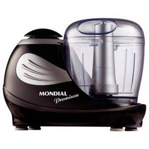 Mini Processador Mondial Premium MP-01 Preto - 120W - R$50