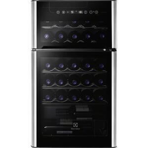 Adega de Vinhos Electrolux ACD29 Touch Control para 29 Garrafas 220V - R$2209