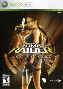 Tomb Raider Anniversary Xbox 360/One