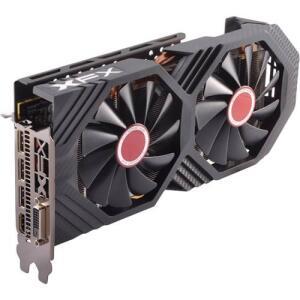 [Cupom + AME] Placa de Vídeo Radeon RX 580 8gb Oc+ Gts Xxx Edition Ddr5 1386mhz - XFX R$875