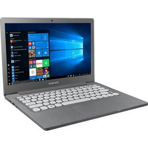 """Notebook Flash F30 Intel Celeron 4GB 64GB SSD Full HD 13.3"""" W10 Cinza - Samsung"""