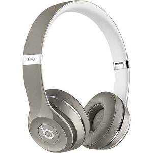 [Cartão Americanas] SOMENTE APP - Fone de Ouvido Beats Solo 2 Luxe Edition Headphone Prata | R$285