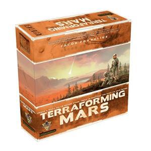 Terraforming Mars - Meeple BR Jogos   R$250