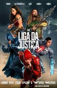 Filme em 4K iTunes - Liga da Justiça por apenas 9,90