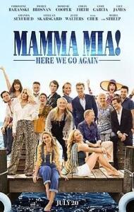 Filme em 4K iTunes- Mamma Mia! Here We Go Again - Apenas 9,90