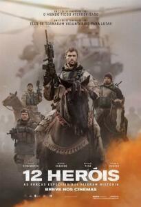 Filme em 4K iTunes - 12 Heróis - Apenas 9,90