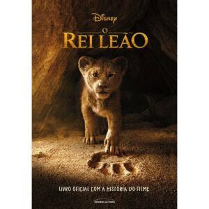 [AME R$ 24,50] - Livro - O Rei Leão: Livro Oficial com a História do Filme