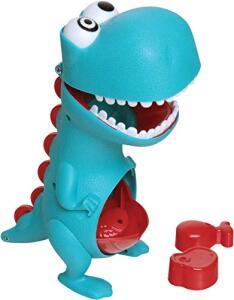 Brinquedo para Bebe Dino Papa Tudo com Acessórios, Elka | R$44