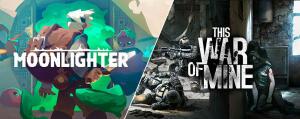 (A partir de 25/07) Moonlighter + This War of Mine Grátis
