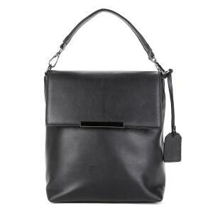 Mochila Shoestock Snap Flap Feminina - Preto R$100