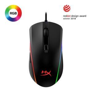 Mouse Gamer Hyperx Pulsefire Surge Rgb 16000 Dpi - Hx-mc002b - R$244