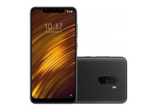Smartphone Xiaomi Pocophone F1 64GB Versão Global - Preto - R$1546