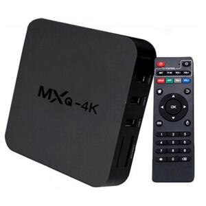 [MARKETPLACE] - Tv Box Mxq 4K Ultra Hd