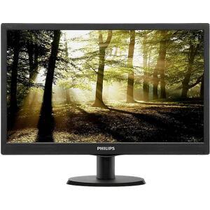 """[Cartão Americanas] Monitor LED 18,5"""" Widescreen Philips 193V5LSB2 HD por R$ 300"""