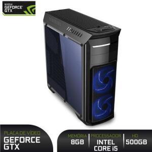 Pc Gamer Intel Core I5 8gb Hd 500gb (geforce Gtx Ti 4gb) Easypc Player