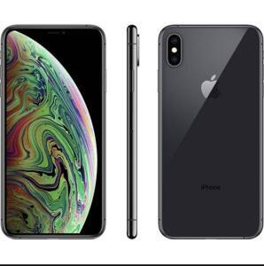 iPhone Xs Max 64GB Cinza Espacial IOS12 4G + Wi-fi Câmera 12MP - Apple