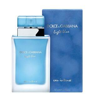 Dolce & Gabbana Perfume Light Blue Pour Femme Eau Intense Feminino Eau de Parfum 50ml - R$289