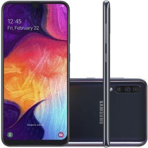 Samsung Galaxy A50 64GB Dual Chip Android 9.0 Tela 6.4 Octa-Core 2.3GHz | R$1.329