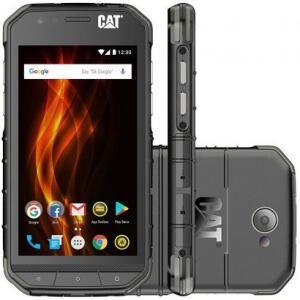 Smartphone Caterpillar S31 16GB 4G Dual Desbloqueado Preto - R$1253