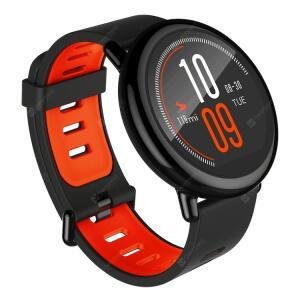 Xiaomi AMAZFIT Smartwatch com Ritmo Cardíaco - Preto Versão Internacional221903 - R$398