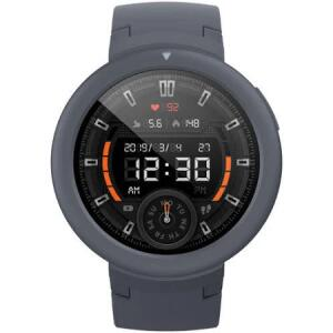 Original Xiaomi Amazfit Verge Lite Pulseira GPS + GLONASS 20 Dias de Espera AMOLED Tela Colorida Relógio Inteligente - Cinza | R$394
