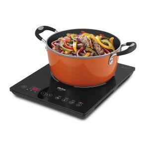 Cooktop de Indução 1 Boca Preto Smart Chef Philco - R$247