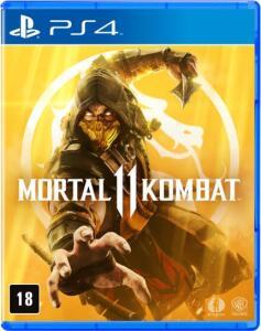 MORTAL KOMBAT 11 (PS4) | R$ 99
