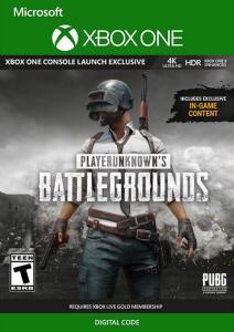 PlayerUnknown's Battlegrounds (PUBG) Xbox One - R$29