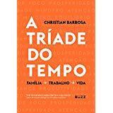 A tríade do tempo (Português) Capa Comum