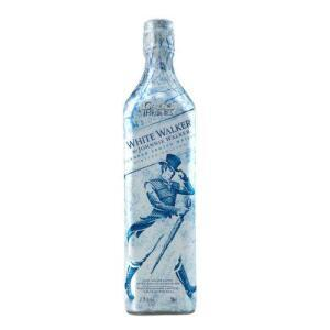 Whisky Johnnie Walker White Walker Edição Limitada 750ml   R$90