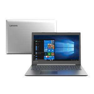 "Notebook Lenovo Intel Core i7 8GB 1TB Placa de Vídeo 2GB Tela 15.6"" Windows 10 Ideapad 330 15IKB 81FE0000BR R$2879"