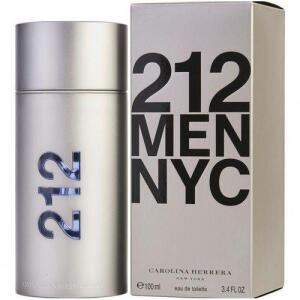 Perfume Carolina Herrera 212 Men EDT - 200ml