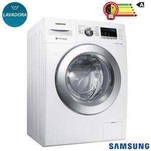 Lavadora de Roupas 11 Kg Samsung Eco Bubble Branca com 12 Programas de Lavagem - WW11J44530W por R$ 2099