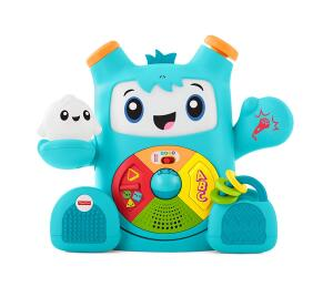 Brinquedo Rockit Interativo, Fisher Price, Mattel - R$299