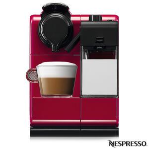 Cafeteira Nespresso Lattissima Touch Vermelha para Café Espresso - R$598