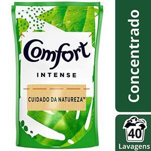 Amaciante Intense Comfort Cuidado da Natureza Refil 900 Ml, Comfort - R$9
