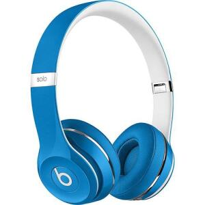Fone de Ouvido Beats Solo 2 Luxe Edition Headphone Azul - R$263