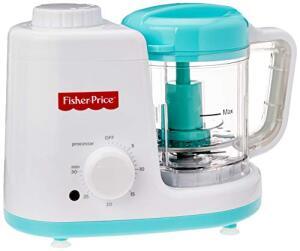 Processador de Alimento 2 em 1 220V Fisher Price | R$219