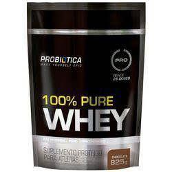 Pure Whey Refil - Probiótica 825g - | R$42 (Cashback de R$8,45.)