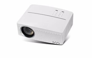 [Estoque no Brasil] Projetor LED VIVIBRIGHT GP80UP 1800 | R$513