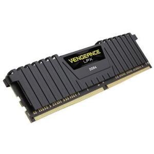 Memória Corsair Vengeance LPX, 4GB, 2400MHz, DDR4, CL14, Preto - CMK4GX4M1A2400C14 - R$149