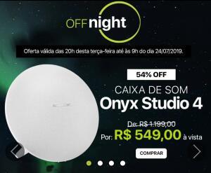 Caixa de Som Harman Kardon Onyx Studio 4