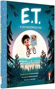 E.T. O Extraterrestre - Coleção Pipoquinha  | R$22