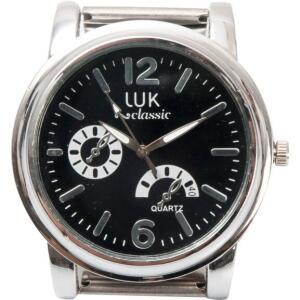Relógio Masculino LUK Analógico Clássico GS1ELWJ3664 - R$29