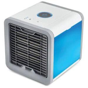 [AME R$ 54,00] - Climatizador Arctic Air Cooler Luminaria Ventilador Bivolt