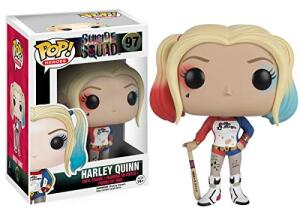 Funko Harley Quinn  N° 8401 Funko Multicor