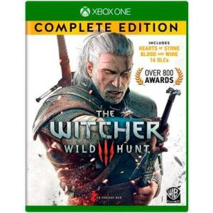 The Witcher 3 Complete Edition Xbox One   Mídia Física - À vista   R$85