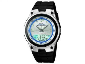 Relógio Masculino Casio Anadigi - Mundial AW-82-7AVDF - R$189