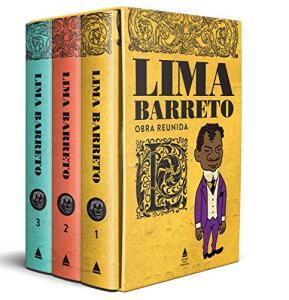 Lima Barreto . Obra Reunida - Caixa (Português) Capa dura