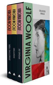Virginia Woolf - Caixa (Português) Capa dura